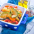 hortalizas · alimentos · pan · carne · chino - foto stock © tycoon