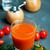 新鮮 · 蕃茄汁 · 血腥 · 喝 · 紅色 · 生活 - 商業照片 © tycoon