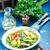 ボウル · ハム · サラダボウル · サラダ · ヨーグルト · ソース - ストックフォト © tycoon