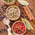 перец · аромат · Spice · кухне · зеленый · красный - Сток-фото © tycoon