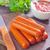 gorduroso · fumado · frito · carne · de · porco · carne · carne - foto stock © tycoon