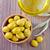 brut · casse-croûte · légumes · olives · dîner · plaque - photo stock © tycoon