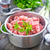 carne · abstrato · fundo · cozinha · verde - foto stock © tycoon