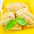 tyúk · töltött · krém · sajt · paradicsom · sárgarépa - stock fotó © tycoon