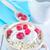 ヨーグルト · 砂漠 · ラズベリー · ブラックベリー · ミント · フルーツ - ストックフォト © tycoon