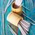 木製 · 色とりどりの · 個人衛生 · ナッツ · 緑 · 青 - ストックフォト © tycoon