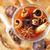 lezzet · baharatlar · kahve · ışık · arka · plan · kafe - stok fotoğraf © tycoon