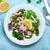 морепродуктов · Салат · кольцами · кальмар · помидоров · мята - Сток-фото © tycoon