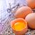 vers · boerderij · eieren · hooi · tabel · Blauw - stockfoto © tycoon