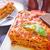 lasagna · uova · bag · colazione · mangiare · fresche - foto d'archivio © tycoon