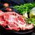 fresche · greggio · carne · di · maiale · spezie · erbe · pietra - foto d'archivio © tycoon