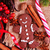 biscuit · cookies · cookie · vak · achtergrond · groep - stockfoto © tycoon