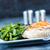 marinált · csirkemell · organikus · citrom · vasaló · serpenyő - stock fotó © tycoon