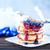 pannenkoeken · bes · siroop · achtergrond · restaurant - stockfoto © tycoon