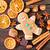 аромат · Spice · Рождества · Cookies · таблице · оранжевый - Сток-фото © tycoon