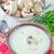 soep · blad · plaat · najaar · witte · peper - stockfoto © tycoon