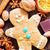 kurabiye · lezzet · baharat · ahşap · masa · gıda · ahşap - stok fotoğraf © tycoon