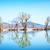 自然 · 湖 · 春 · 空 · 雲 · 草 - ストックフォト © tycoon