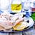 balık · lezzet · baharat · ahşap · gıda - stok fotoğraf © tycoon