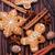 имбирь · Cookies · Рождества · таблице · дома · дерево - Сток-фото © tycoon