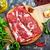 szakács · paprikák · marhahús · filé · asztal · fűszer - stock fotó © tycoon