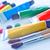краской · палитра · белый · бумаги · деревянный · стол · образование - Сток-фото © tycoon