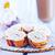 édes · torta · tányér · asztal · étel · ital - stock fotó © tycoon