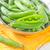 緑 · エンドウ · 健康 · 工場 · 調理 · 食べる - ストックフォト © tycoon