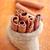 lezzet · tarçın · arka · plan · alışveriş · model - stok fotoğraf © tycoon