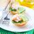 hámozott · citrom · gyümölcs · izolált · fehér · szín - stock fotó © tycoon