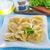 voedsel · achtergrond · pasta · plaat · vlees · ontbijt - stockfoto © tycoon