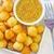 ジャガイモ · チーズ · ディナー · ホット · ランチ - ストックフォト © tycoon