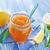 лимона · Jam · стекла · банку · таблице · фрукты - Сток-фото © tycoon