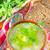 repolho · bacon · sopa · rústico · pão - foto stock © tycoon