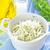 salata · lahana · elma · yoğurt · sos - stok fotoğraf © tycoon