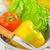 makro · salata · sulu · kırmızı - stok fotoğraf © tycoon
