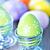 húsvéti · tojások · virágok · húsvét · asztal · tavasz · étel - stock fotó © tycoon