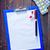 gyógyszerész · ír · jegyzettömb · gyógyszertár · lány · orvos - stock fotó © tycoon