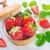 eper · étel · terv · tányér · reggeli · klasszikus - stock fotó © tycoon