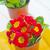 azul · vermelho · flores · primavera · natureza - foto stock © tycoon
