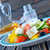komkommer · peper · salade · foto · vers - stockfoto © tycoon