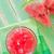 görögdinnye · dzsúz · jég · víz · étel · levél - stock fotó © tycoon