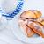 tömés · csoport · vacsora · tojások · reggeli · eszik - stock fotó © tycoon