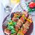 растительное · подготовленный · Открытый · гриль · Nice · продовольствие - Сток-фото © tycoon
