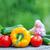 抽象的な · デザイン · 野菜 · 木製 · 食品 · 自然 - ストックフォト © tycoon