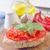 chleba · wyżywienie · bufet · serwowane · żywności · biały - zdjęcia stock © tycoon