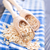 yulaf · doku · gıda · ahşap · hayat - stok fotoğraf © tycoon