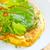 jambon · domates · yeşil · salata · içmek · hayat - stok fotoğraf © tycoon