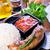ázsiai · disznóhús · rizs · kínai · fölösleges · borda - stock fotó © tycoon