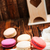 couleur · table · sweet · cookies · anniversaire · chocolat - photo stock © tycoon